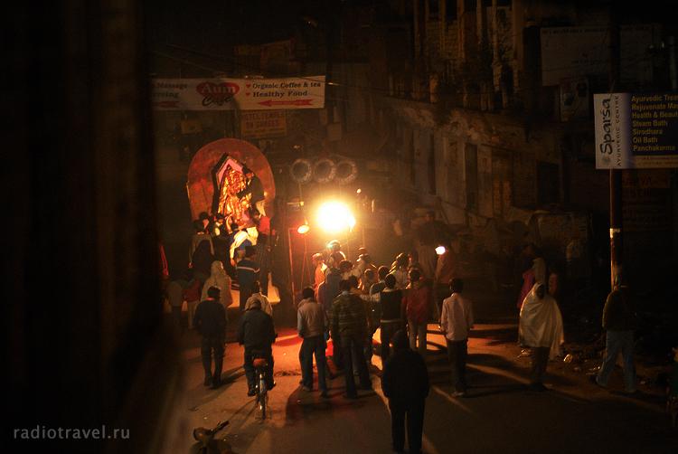 Кумбха Мела в Варанаси