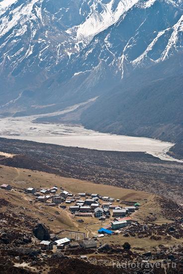 КьянДжин Гомпа, Непал