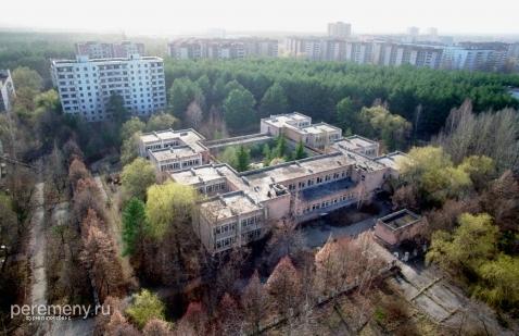 Чернобыль, Припять, фото - Максим Бурлак