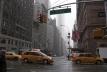 снег в Нью-Йорке, New York