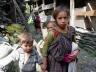 Индийская деревня, Индия, дети, север