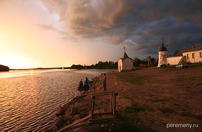 Шексна. фото: Олег Давыдов