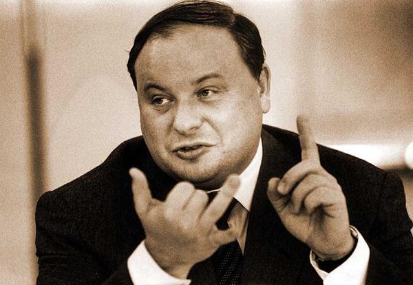 Умер Егор Гайдар
