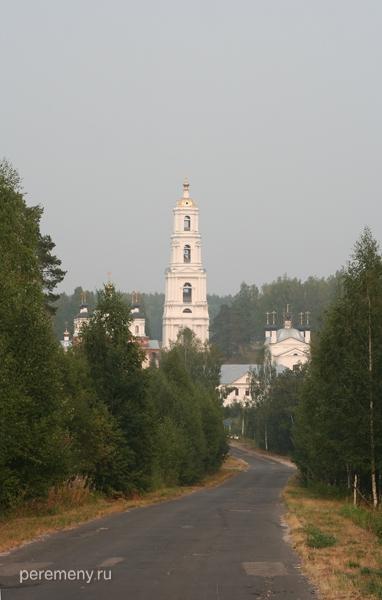 Нижегородская область. Высоковский монастырь