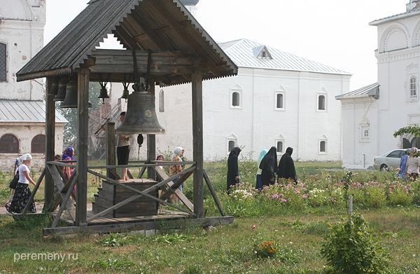 В монастыре Макария Желтоводского и Унженского