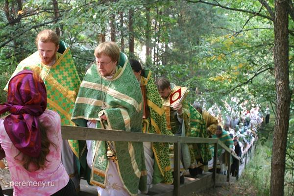 Подъем духовенства