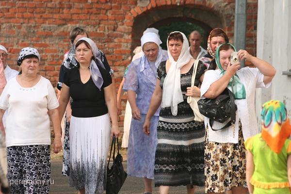 Паломники в Макарьеве