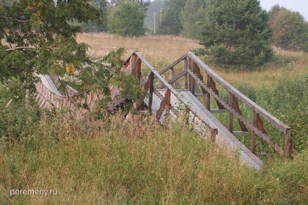 Мост в Предтече