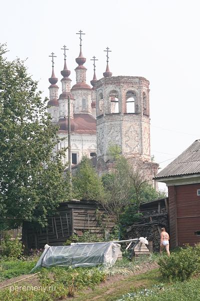 Церковь Воскресения на Варницах