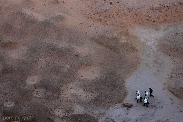 Главные посетители суданских достопримечательностей - сами суданцы