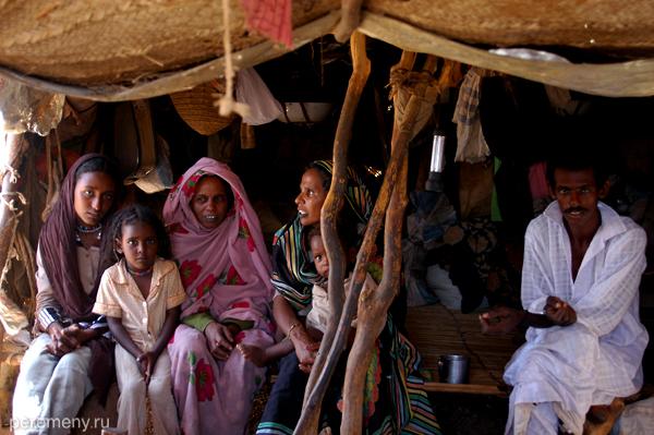 Святое суданское семейство