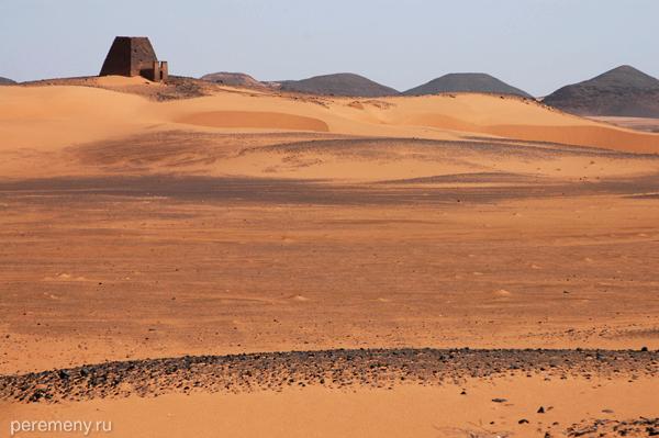 История - не помеха для экспансии пустыни
