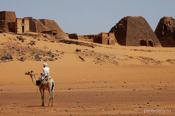 Новые входы в пирамиды построены по древним эскизам