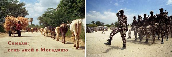Сомали. Фото: © Антон Чурочкин